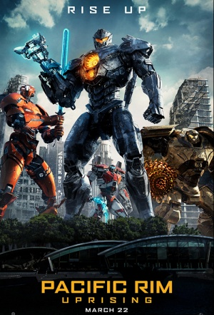 Pacific Rim: Uprising Film Poster