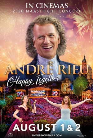André Rieu's 2020 Maastricht Concert: Happy Together