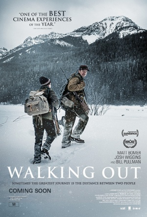 Walking Out Film Poster