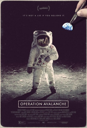 Operation Avalanche Film Poster