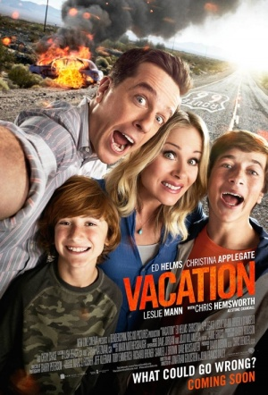 Vacation Film Poster
