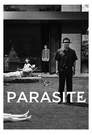 Parasite (Black and White version)