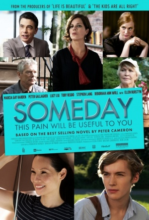 Someday This Pain Will Be Useful to You Film Poster