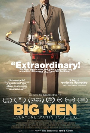 Big Men Film Poster