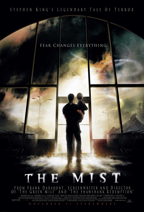 The Mist Film Poster