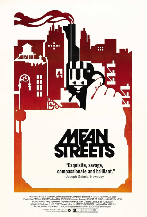 Mean Streets Film Poster