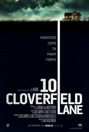 10 Cloverfield Lane Film Poster