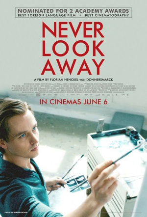 Never Look Away (Werk Ohne Autor) Film Poster
