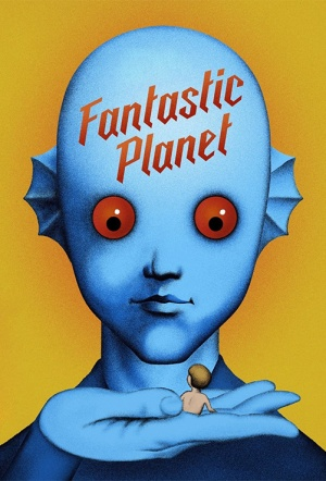 Fantastic Planet Film Poster