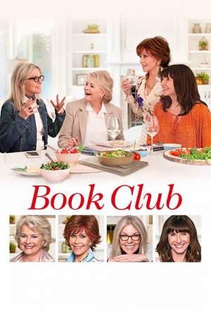 Book Club - Ladies Night Screening Film Poster