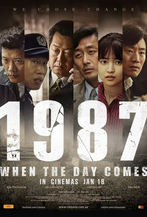 1987: When the Day Comes Film Poster