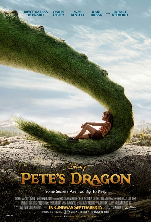 Pete's Dragon 3D (2016)