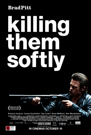Killing Them Softly Film Poster