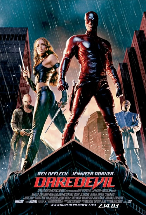 Daredevil Film Poster