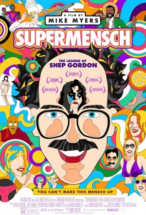 Supermensch: The Legend of Shep Gordon Film Poster