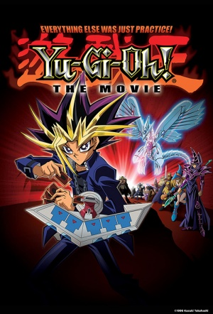 Yu-Gi-Oh!: The Movie Film Poster
