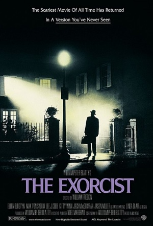 The Exorcist Film Poster