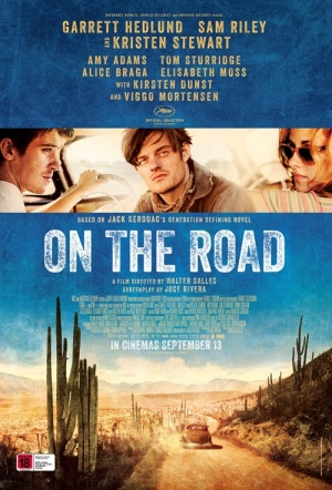 On the Road (2012) Film Poster