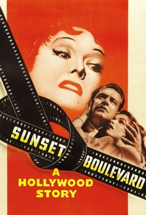 Sunset Boulevard Film Poster
