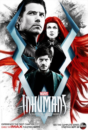 Inhumans Film Poster