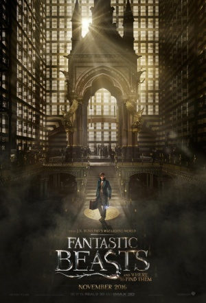 Fantastic Beasts and Where to Find Them Film Poster