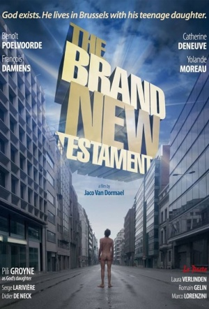The Brand New Testament Film Poster
