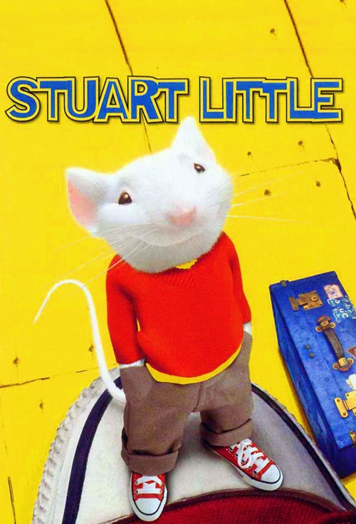 Stuart Little Film Poster