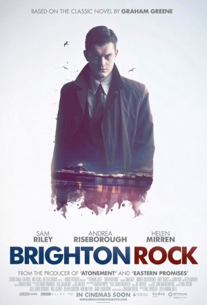 Brighton Rock Film Poster