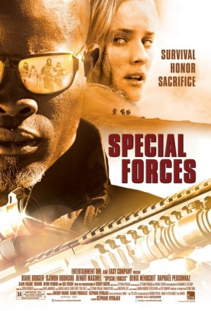 Special Forces Film Poster