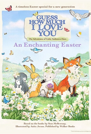 Guess How Much I Love You: An Enchanting Easter Film Poster