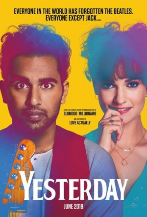 Yesterday Film Poster