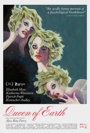 Queen of Earth Film Poster