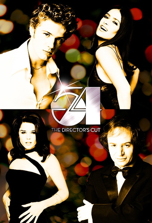 54: The Director's Cut Film Poster