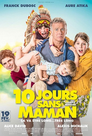 10 Days Without Mum (10 jours sans maman)
