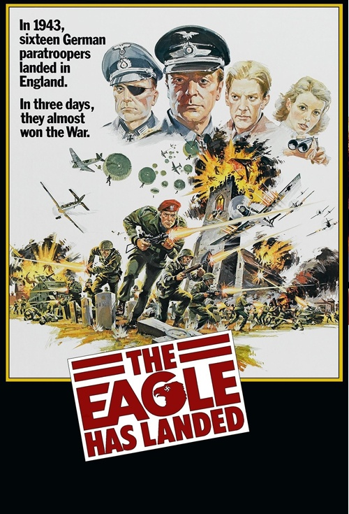 The Eagle Has Landed Film Poster