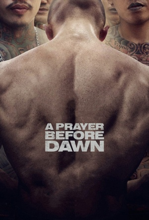 A Prayer Before Dawn Film Poster