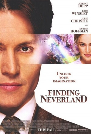 Finding Neverland Film Poster