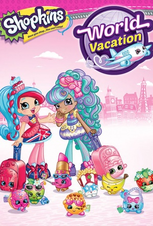 Shopkins World Vacation Film Poster