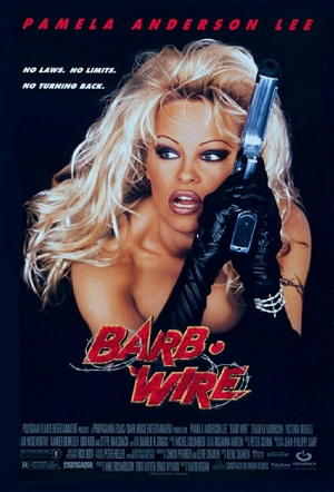 Barb Wire Film Poster
