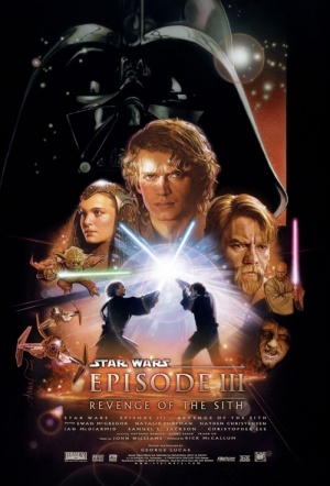 Star Wars: Episode III - Revenge of the Sith Film Poster