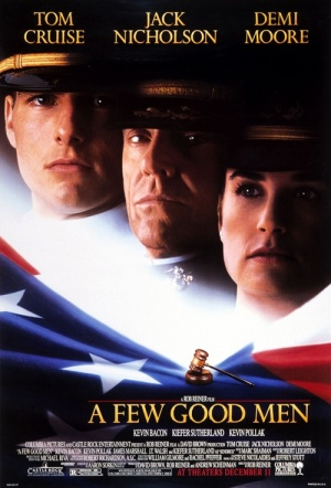 A Few Good Men Film Poster