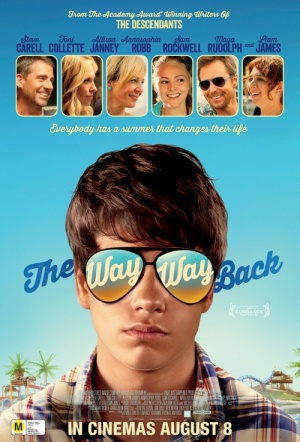 The Way, Way Back Film Poster