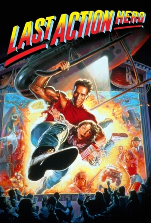 Last Action Hero Film Poster