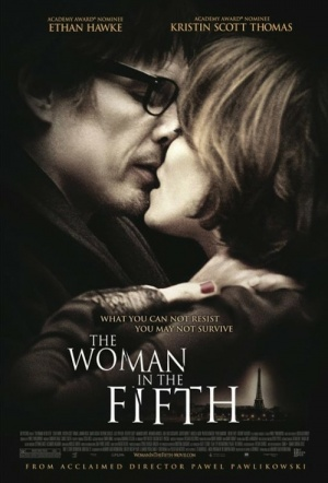 The Woman in the Fifth Film Poster