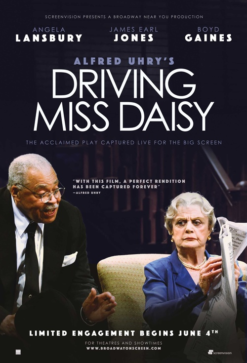 Driving Miss Daisy: The Play Film Poster