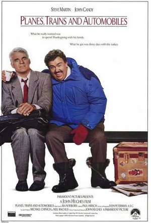 Planes, Trains and Automobiles Film Poster