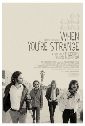 When You're Strange Film Poster
