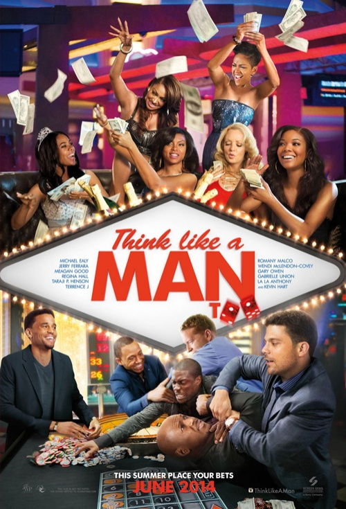 Think Like a Man Too Film Poster