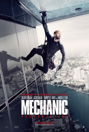 Mechanic: Resurrection Film Poster