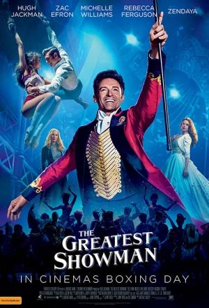 The Greatest Showman Film Poster